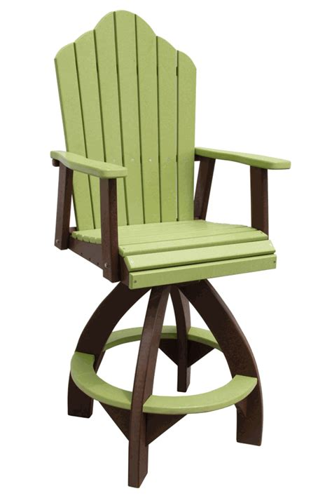 Outer Banks Polywood Folding Adirondack Chair by Outer Banks Adirondack Crown Fanback Poly Lumber Side