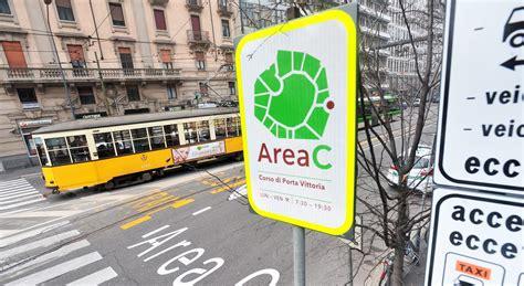 Multa Ingresso Area C by Area C Le Auto Nuove Rischiano La Multa