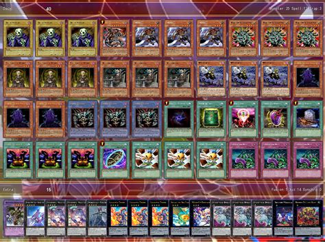 Skull Servant Deck Profile 2017 by Skull Servant Deck And Detailed Explanation On How The