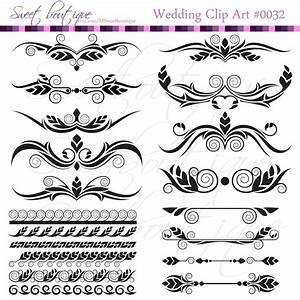 digital clip art frame clipart diy wedding invitation With wedding invitation frame etsy