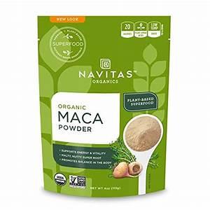 Maca Root Powder For Men Women Organic Raw Health Hormone Balance Weight Gain 745077229656