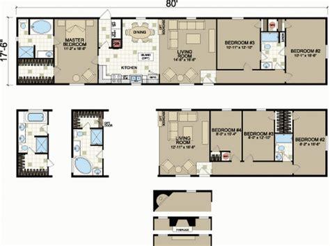 recommended  oak mobile homes floor plans  home plans design