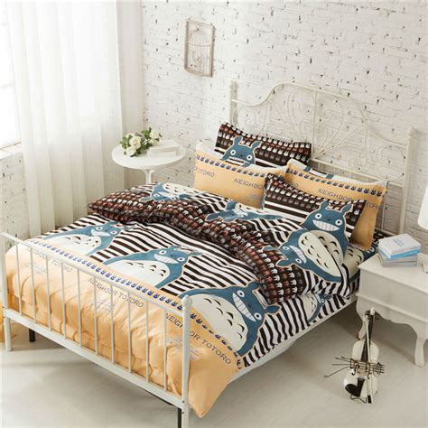totoro bed set totoro bed set reviews online shopping totoro bed set reviews on aliexpress com alibaba group