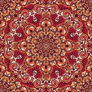 Bettwäsche Orientalisches Muster : nahtlose muster orientalisch verzieren vektorgrafik colourbox ~ Whattoseeinmadrid.com Haus und Dekorationen