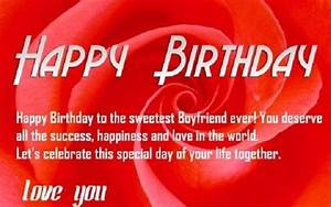 Happy Birthday Quotes Boyfriend | Quotes for me to Save ...