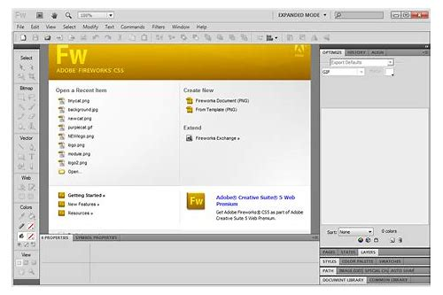 adobe fireworks download full version free