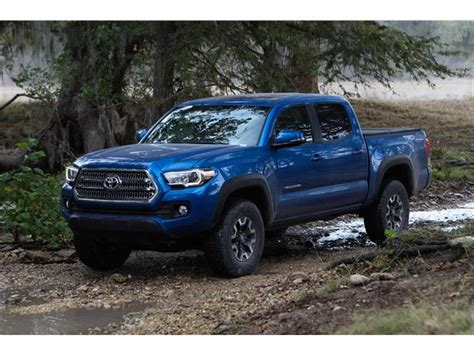 2018 Toyota Tacoma Prices, Reviews And Pictures Us