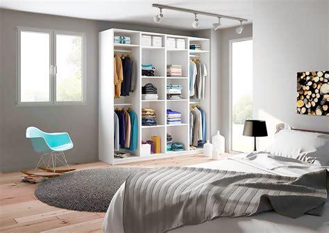 armoire de chambre blanche armoire de rangement penderie sur mesure centimetre com
