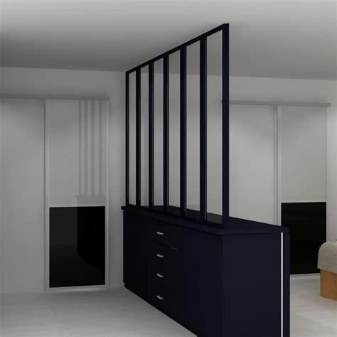 chambre d h es c e d or emejing verriere separation chambre salle de bain gallery