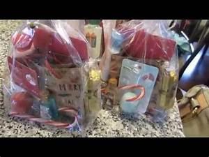 DIY w GradysMom Holiday Goo bags for Teacher Gifts