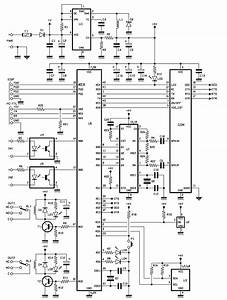 gsm remote control motherboard schematic part 2 open With phone wiring board
