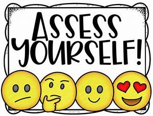 Student Self Assessment Posters {FREE!} by Jennifer ...