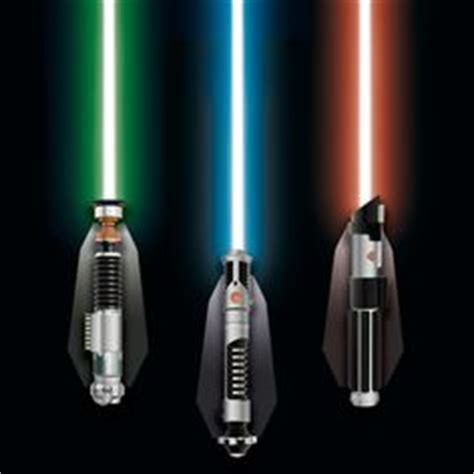 lightsaber wall and dioramas on pinterest