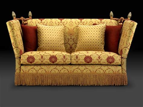 Knowle Settee by Knowle Sofa Width 177cm Depth 85cm Height 103cm