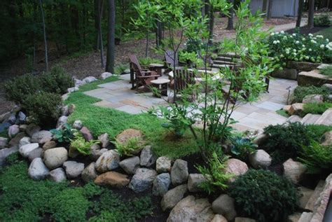 Landscape Backyard Design Ideas - 18 impeccable transitional landscape designs to make the
