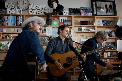 Wilco Tiny Desk 2011 by Wilco Npr Tiny Desk Concert