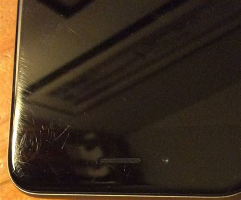 how to remove scratches from iphone screen iphone 6 screen easily scratched scuffgate reborn