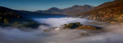 landscape photography snowdonia waleslake district