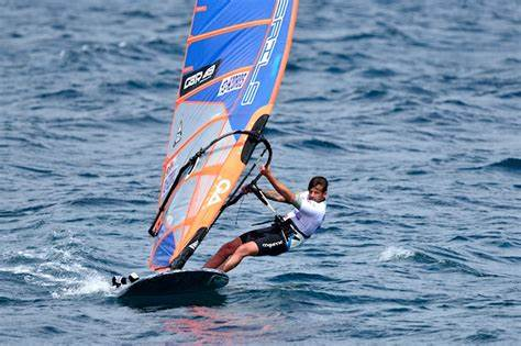 Competitive Environment Of Formula Solo ross williams is the 2014 formula windsurfing world champion