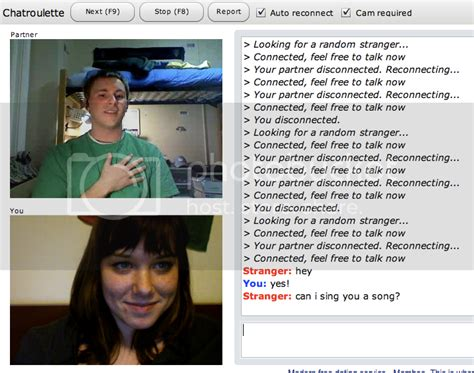 Chatride chatroulette alternative video chat lets you video chat with random strangers and invite your friends by email to have a private chat ride with you. Hotel Tuesday: Chatroulette = Fun