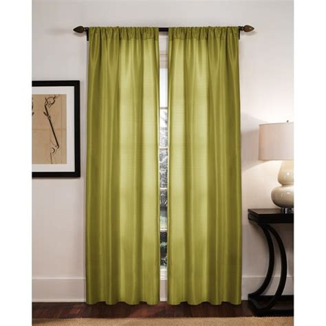 Walmart Kitchen Curtains Green by Green Curtain Walmart S Bedroom