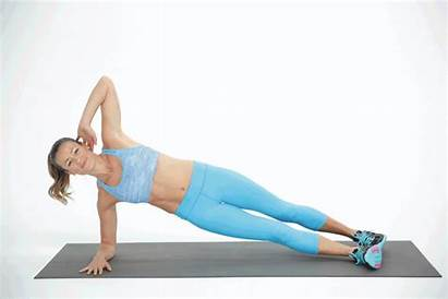 Plank Side Workout Ab Popsugar Fitness March