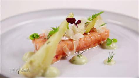 recette cuisine top chef recette top chef m6