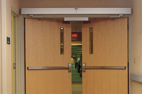 fire door operators nabco entrances
