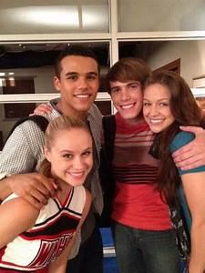 Becca Tobin (Kitty), Jacob Artist (Jake), Blake Jenner ...