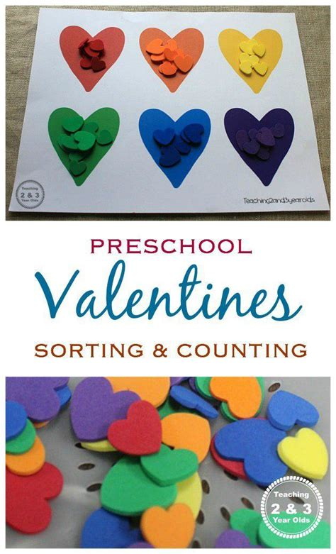 1086 best teaching 2 and 3 year olds activities images on 668 | 44aa9bba2d844c7c6c286c303d143342 valentine theme valentine heart