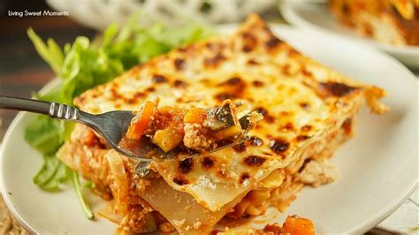 Medically reviewed by richard fogoros, md. Low Fat Vegetarian Lasagna Recipe - Living Sweet Moments
