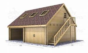 log cabin garage 24x30 garage with loft garage cabins With 24x30 garage with loft