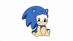 Sonic Crying Mini Version Animation 720p - YouTube