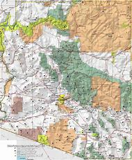 Best Map Of Arizona Ideas And Images On Bing Find What You Ll Love