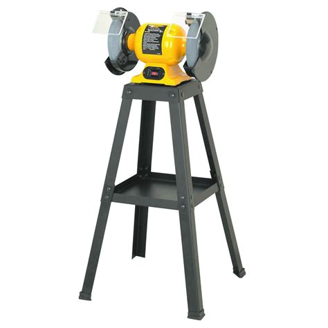 woodwork build  bench grinder stand  plans