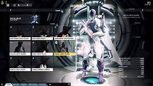 Porta Armor And Staticor Update 1847 Warframe YouTube