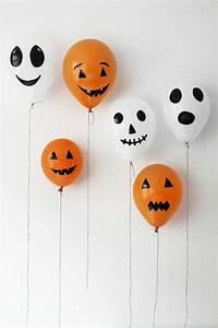 Halloween Deko Basteln : halloween deko selber machen 33 originelle bastelideen ~ Lizthompson.info Haus und Dekorationen