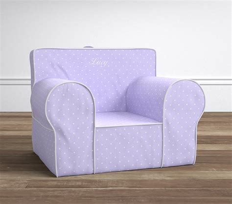 lavender pin dot my anywhere lavender pin dot oversized anywhere chair pottery barn
