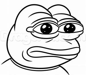 How to Draw Pepe Frog, Step by Step, Characters, Pop ...