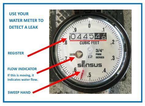 water leak detector testing for leaks utilities