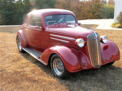 Master Cars Elizabeth by 1936 Chevrolet Master Coupe Resto Mod 1936 Chevrolet