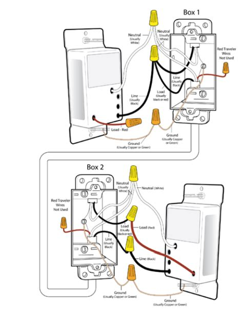 Insteon Thermostat Wiring Diagram by Electrical Replacing Switch With 2 Wires Home