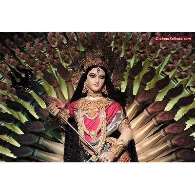Deshapriya Park Durga Puja 2016 – Online Photo