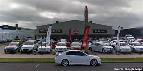 Holden Announces 2015 'grand Master' Dealers