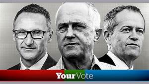 Yourvote Election 2016  Malcolm Turnbull A More Capable