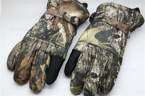 insulated realtree gloves hunting fishing waterproof windproof breathable warm keep kancyl deals