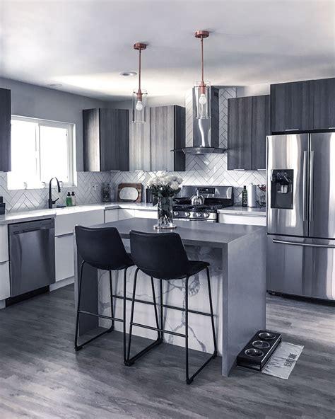 modern grey kitchen modern grey kitchen kitchen design