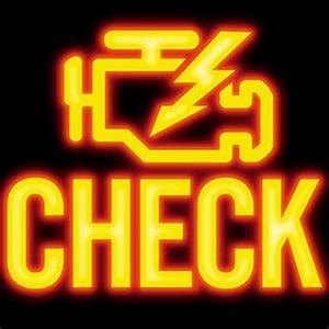 Check Engine Light And Battery Light On Automotive Diagnostic Service Driver 39 S Edgedriver 39 S Edge