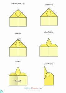 Paper Airplane Instructions  U2013 Loopmaker