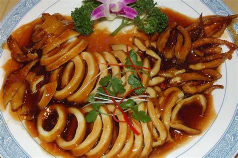 recette calamar aux l 233 gumes et 224 la sauce piquante